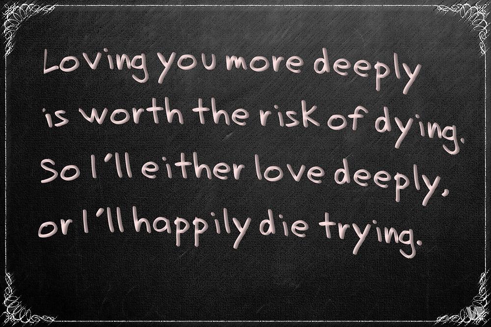 worth_the_love