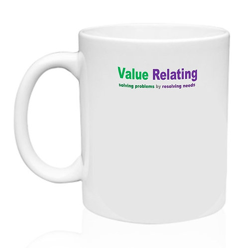 Value Relating Mug