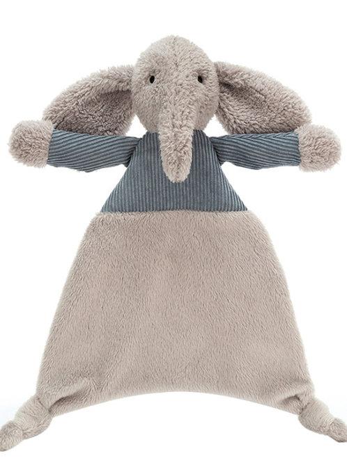 Schmusetuch Elefant Jellycat