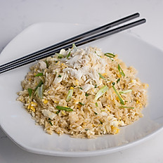 Crab Fried Rice My