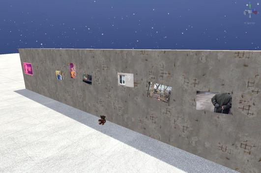 Virtual Gallery Janina's Room 1