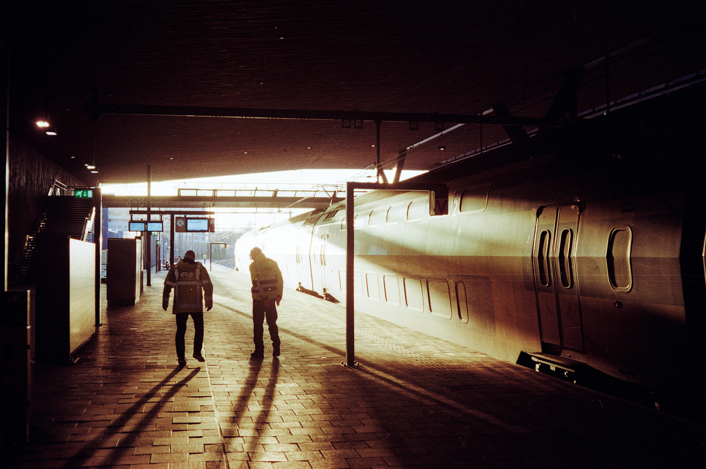 Inner City Daydreams 1