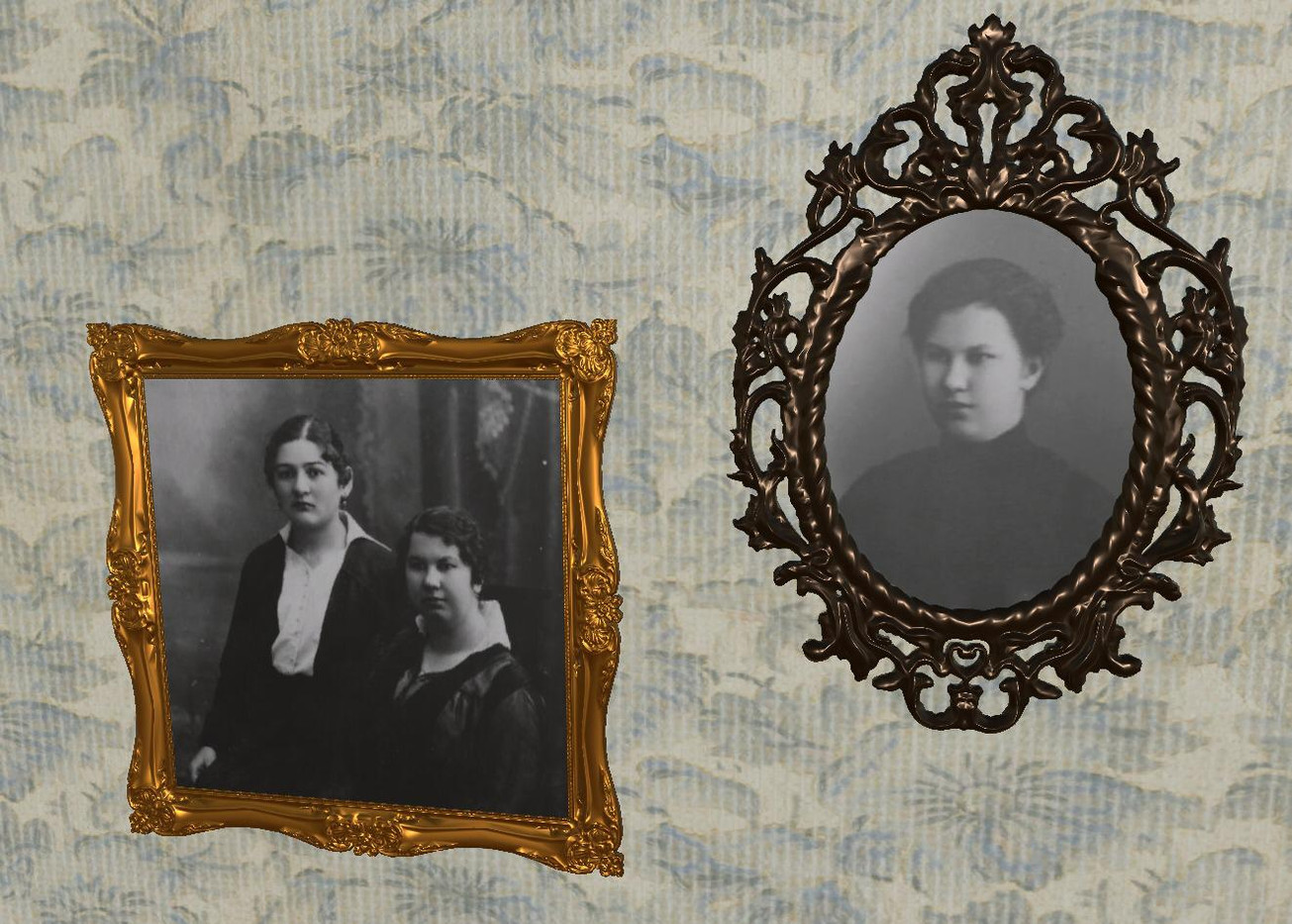 Virtual Gallery Anna's Room 2