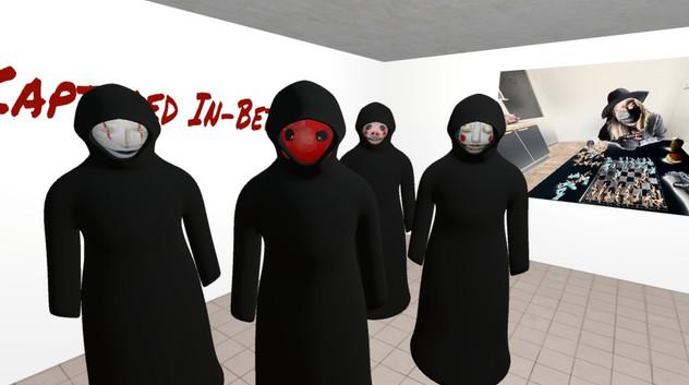 Virtual Gallery Barbara's Room 1