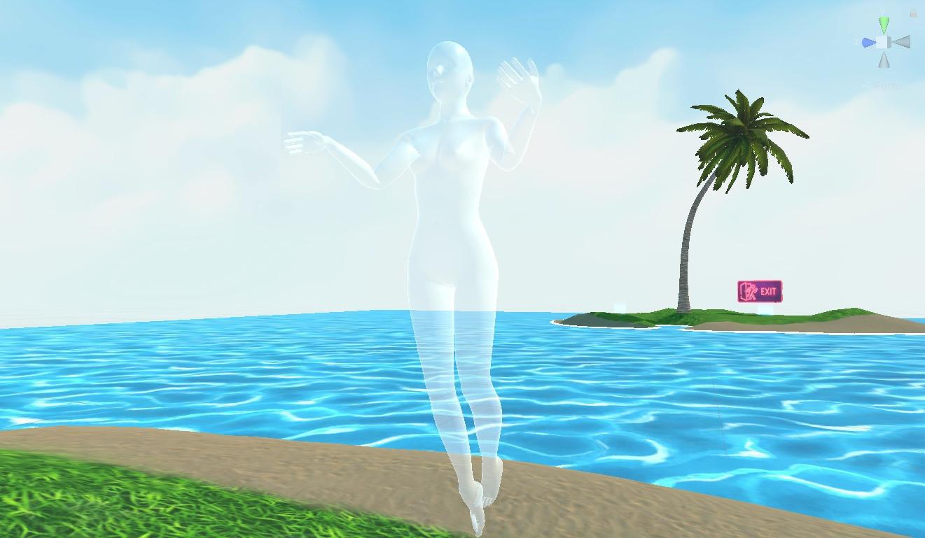 Virtual Gallery Sini's Room