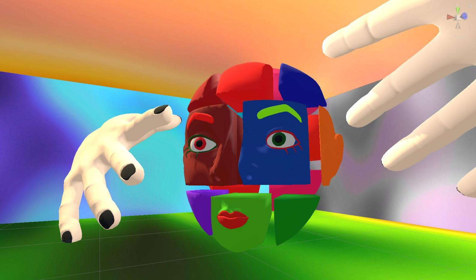 Virtual Gallery Inka's Room 1