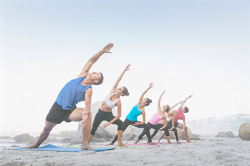 Slow Flow into Yin Yoga -  6 week course (Sunday's 8-9am)