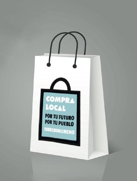 Vista de etiquetas para bolsas