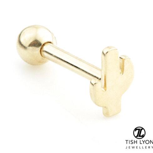 TISH LYON® Gold Cactus Microbar