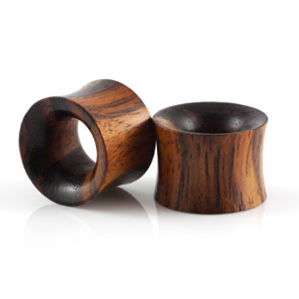 Teak Wood Tunnel - Sold In Pairs