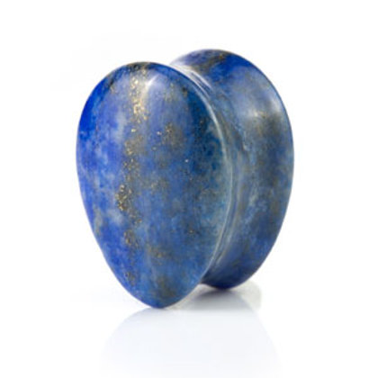 Lapis Lazuli Tear Plug - Sold Individually