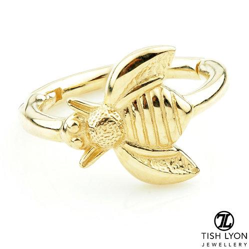 TISH LYON® - Bee Hinge Segment Ring