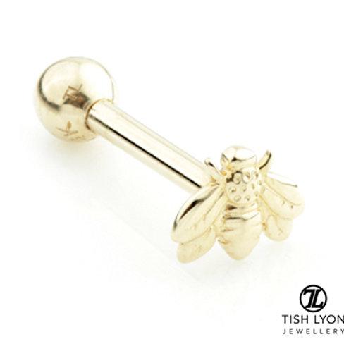 TISH LYON® Gold Bee Microbar