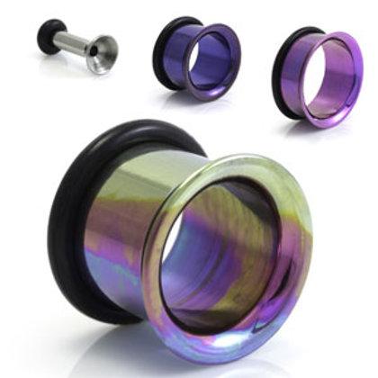 Titanium Flared Eyelet - Sold Individually