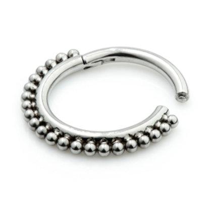 1.2mm Micro Hinge Ball Ring