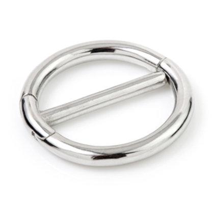 Steel Double Nipple Clicker