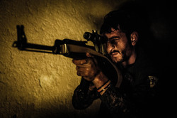 This is Kobane: YPG fighter