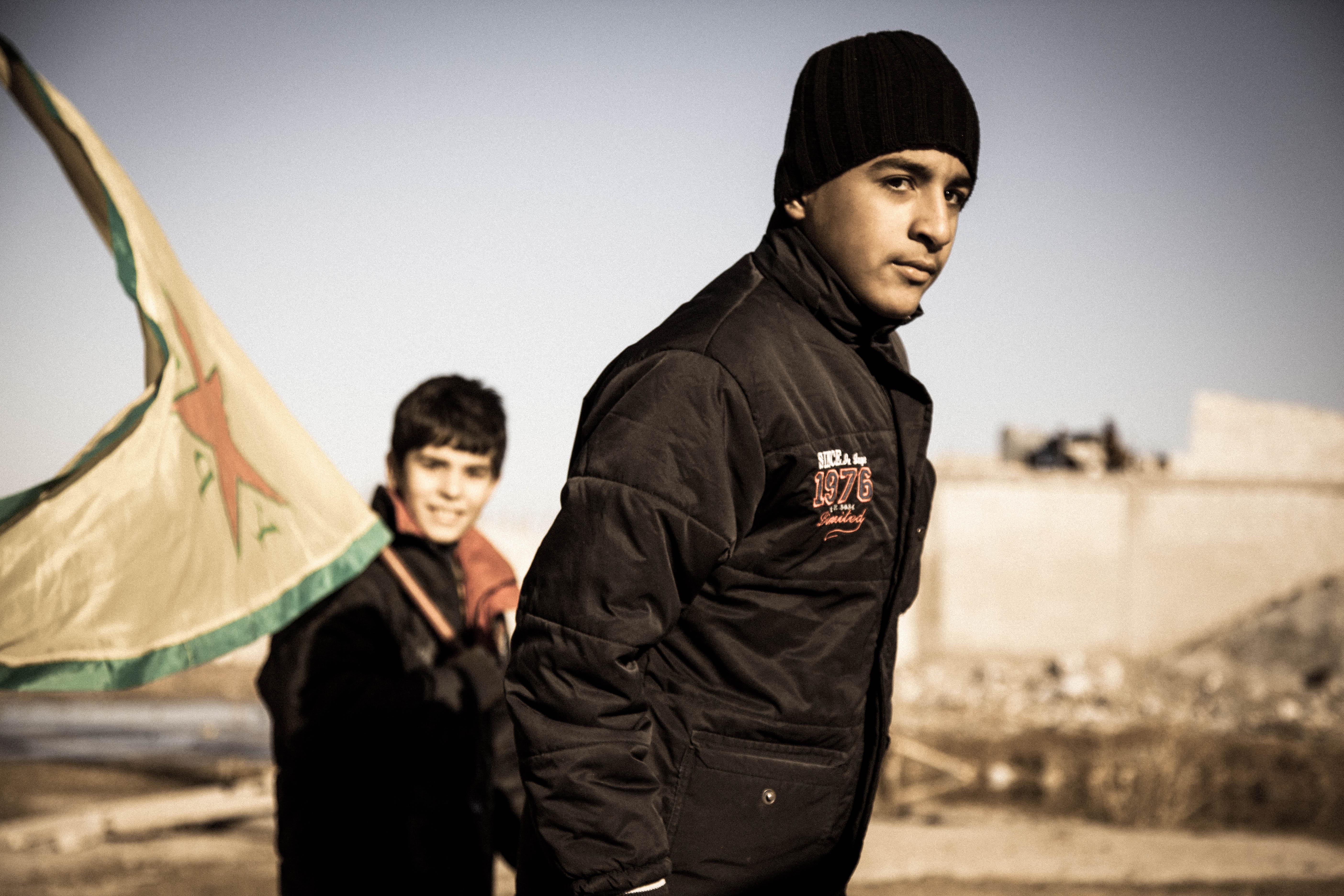 Year anniversary: Kobane liberation