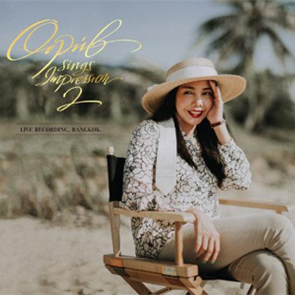 Oopiib Sings Impression Vol.2 - CD