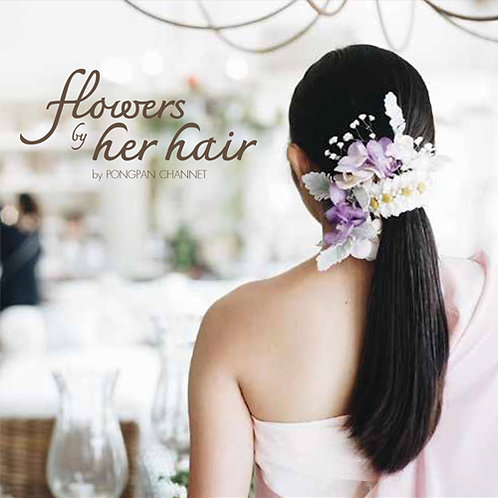Flowers by Her Hair- CD