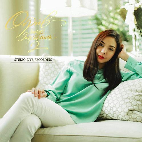 Oopiib Sings Impression Vol. 2 - MQA CD