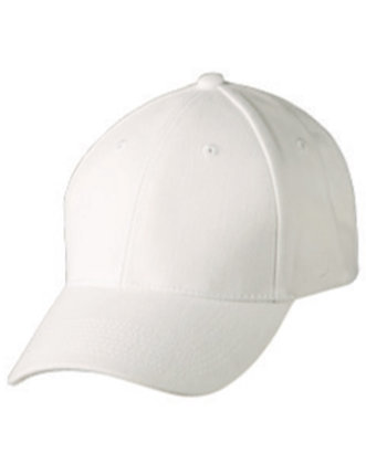 View White Cap - One Size Fits all - with logo