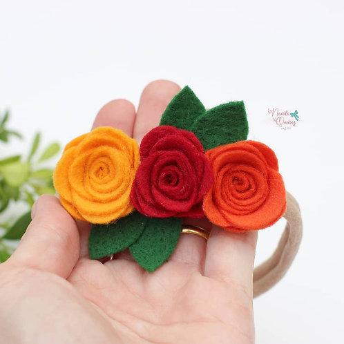 Arranjo Floral Cora