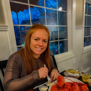First Lobster!