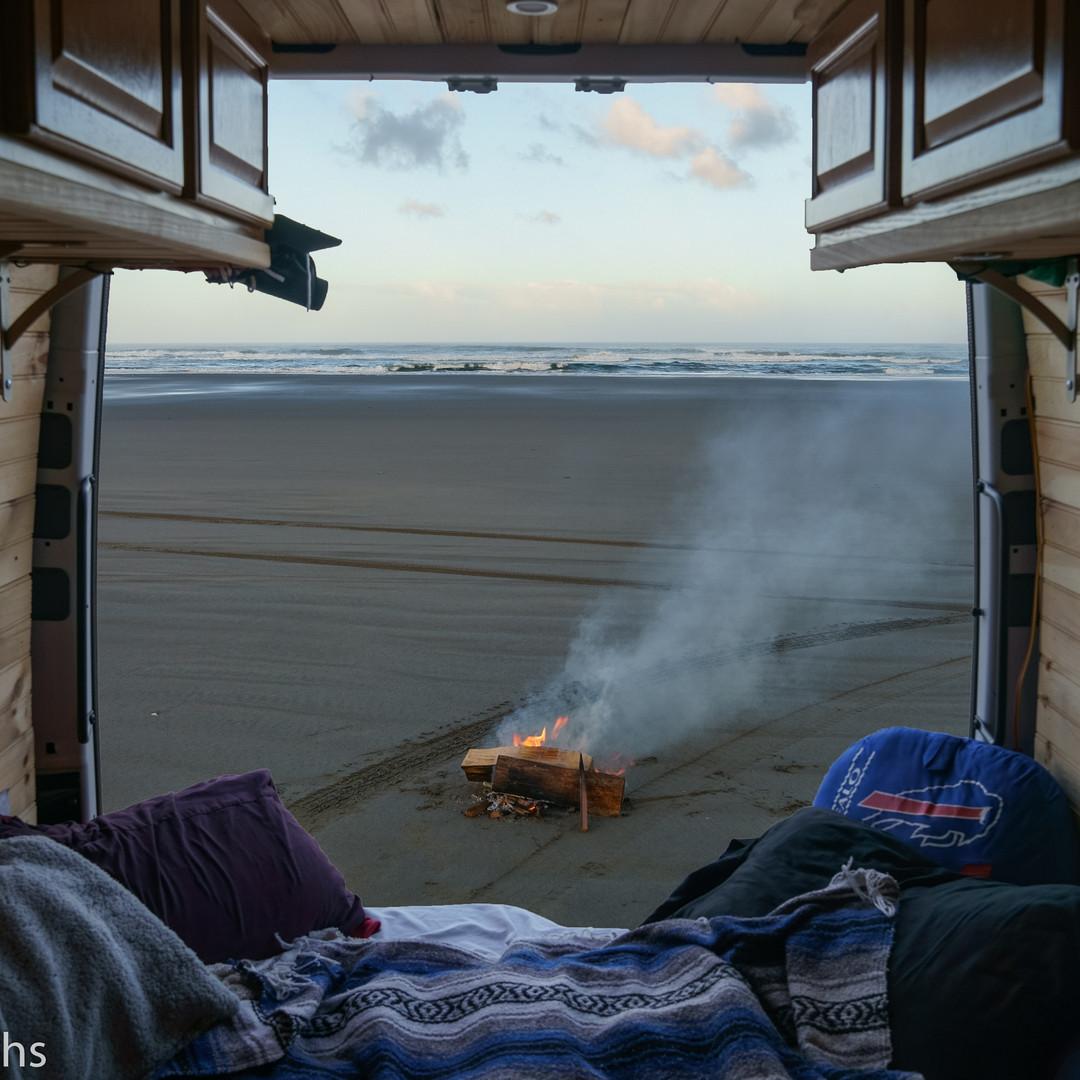 Morning Campfire!