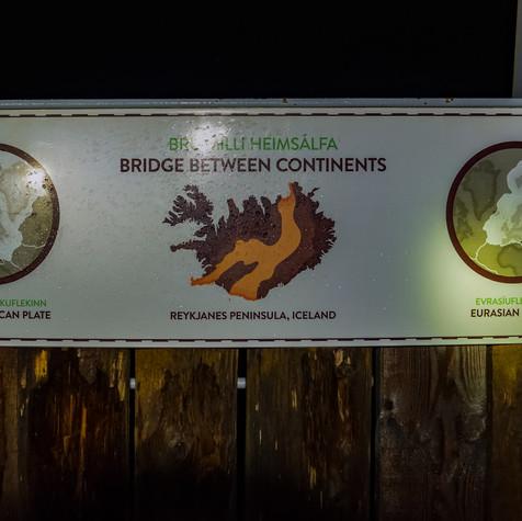 Bridge Between Continents!