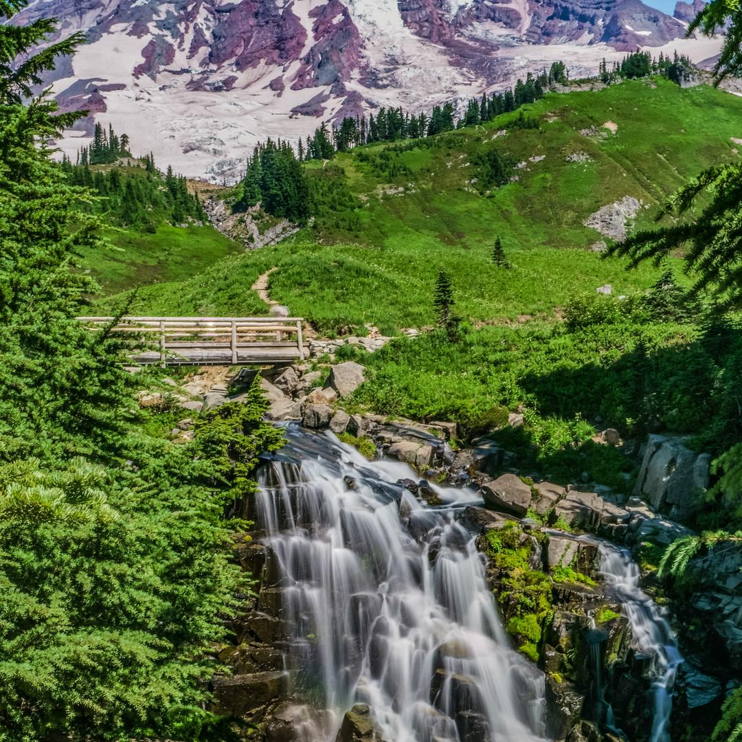 Myrtile Falls