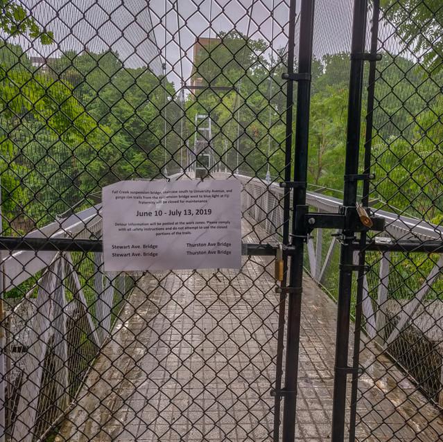 Bridge Closed.