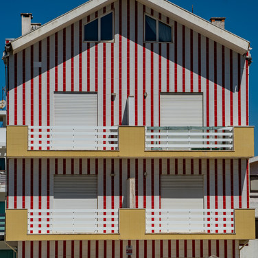 Striped house #1