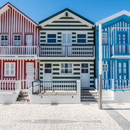 Lots more striped houses