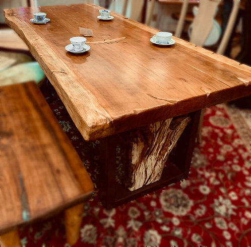 Flying Eagle Dining Table front