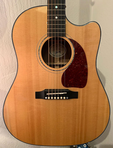 Gibson J-45 acoustic guitar body