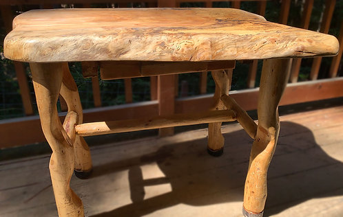 Spalted Pecan Table
