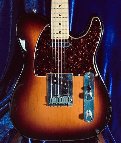 USA Fender Telecaster body