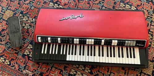 1960s Fender Contempo vintage combo organ w/ original pedal
