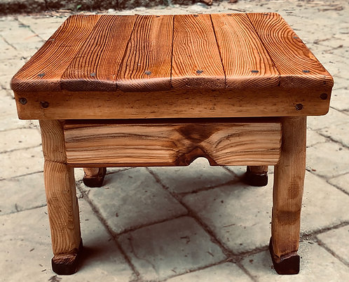 Adirondack Table front