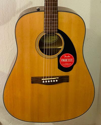 Fender Acoustic Natural