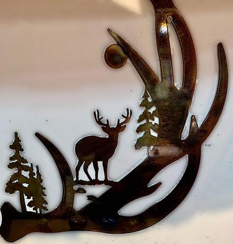 Steel Antlers