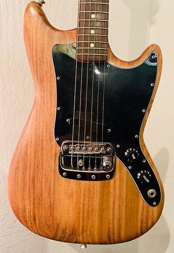 Fender  Bronco guitar body