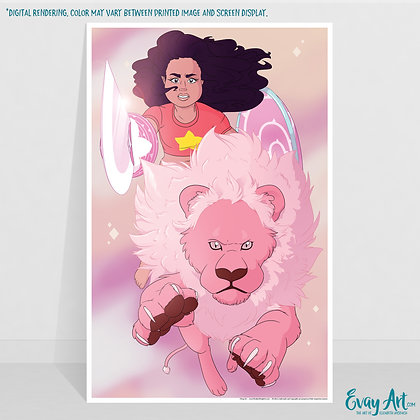 LionHeart Print