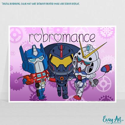 Robromance 7x5 Print