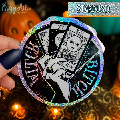 Witch Stardust Sticker