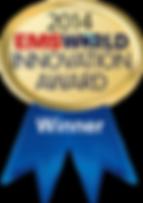 innovation award, ems, vitalboards, vitalboard, public safety, public relations