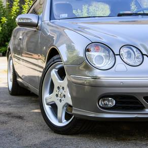 Projekts: Mercedes CL500 atjaunošana