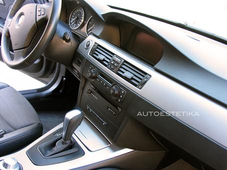 BMW 3 - Salona dīteilings