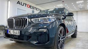 BMW X5 M 2020 - nanokeramiskais pārklājums EVERGLASS